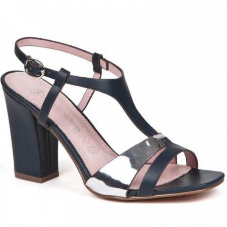 Sandale Dama, Bleumarin