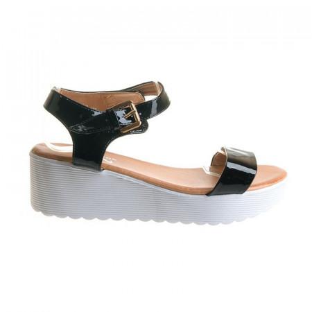Sandale de zi Letitia blk