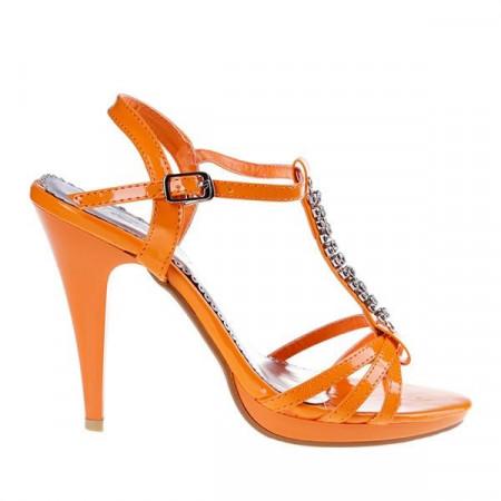 Sandale ocazie Altesse corai