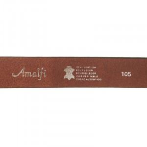 Curea Amalfi din piele naturala made in Romania Bento brn