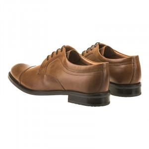 Pantofi barbati office din piele naturala Italia Adams