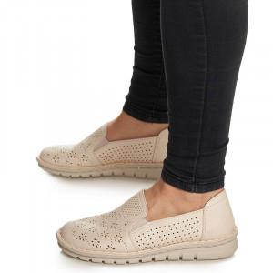 Pantofi casual cu talpa usoara Ania