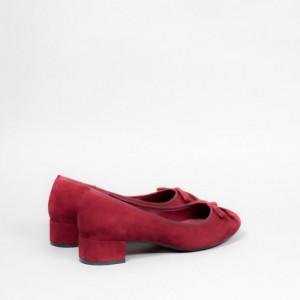 Pantofi dama KAREN bordo
