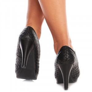 Pantofi office cu toc inalt Claudia