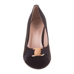 Pantofi office din velur Danielle