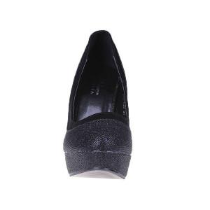 Pantofi Samara negri