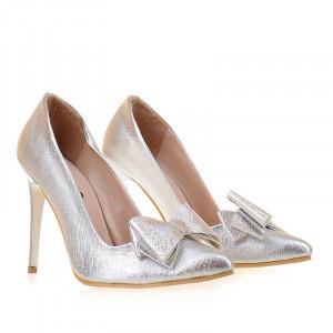 Pantofi stiletto cu funda Abelle