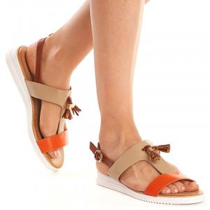 Sandale cu Bareta Lejere Rosita