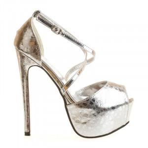 Sandale cu platforma la moda Anita