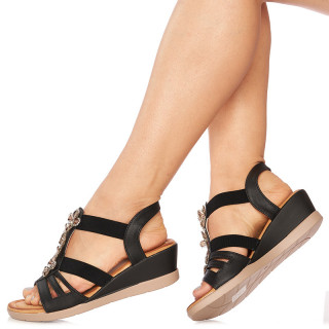 Sandale cu platforma Luisa