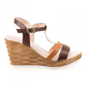 Sandale cu platforma Mia mara