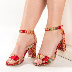 Sandale cu toc la moda Anita