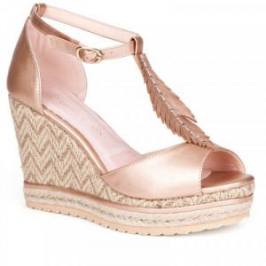 Sandale dama, ALVIRA, Rose