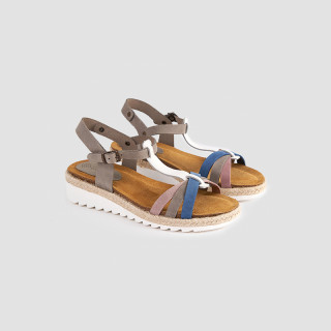 Sandale dama, AURORA, Rose