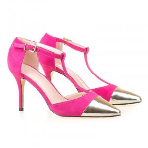 Sandale dama cu toc elegante Salma