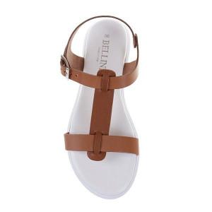 Sandale din piele naturala Lina 1