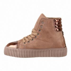 Sneakers din velur Adriana