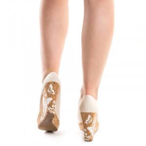 Pantofi cu platforma Eva
