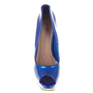 Pantofi cu platforma si toc Mia