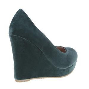 Pantofi Madina verzi