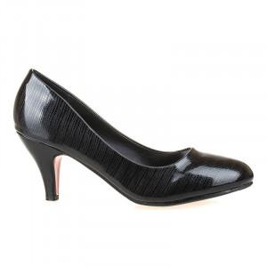 Pantofi office cu toc mediu Gea