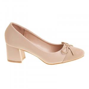 Pantofi office cu toc mic Adria