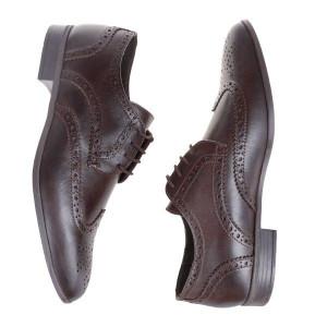 Pantofi Office din piele naturala Marten