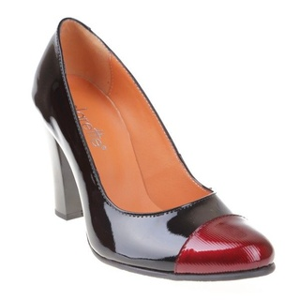 Pantofi office din piele naturala Ramia