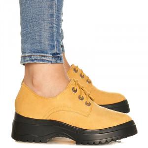 Pantofi sport cu talpa usoara din spuma Maria