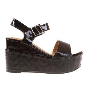 Sandale cu platforma Amelia