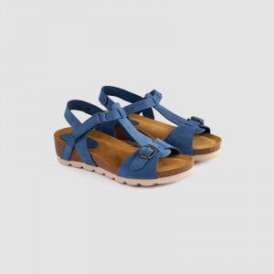 Sandale dama, MELISSA , Albastru