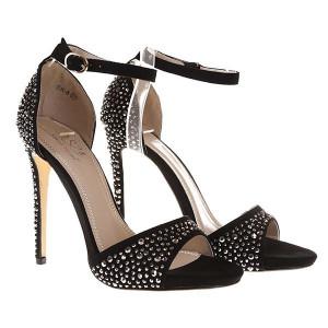 Sandale elegante cu toc Dunya 1