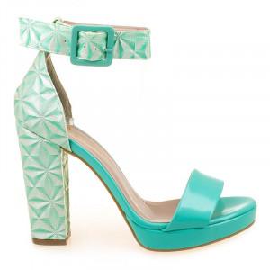 Sandale la moda cu toc Amalia