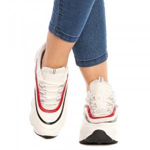 Sneakers Bonnie rosu