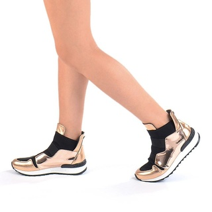 Sneakers stil dolce&gabbana bronz Marta