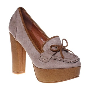 Pantofi beige Rachel
