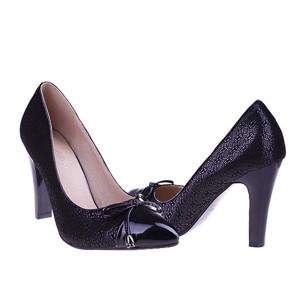 Pantofi Cameo black