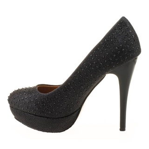 Pantofi cu platforma chic Tania