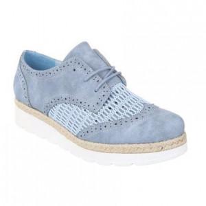 Pantofi dama, Albastru