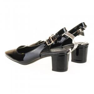 Pantofi office decupat Anita