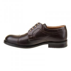 Pantofi office din piele naturala italiana Fabrizio