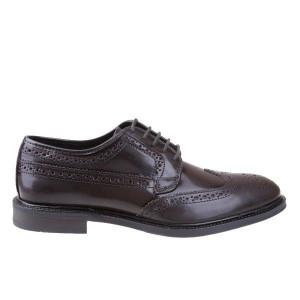 Pantofi oxford din piele naturala Bayardo