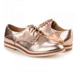 Pantofi sport chic Salma oro