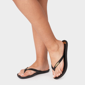 Papuci Dama LARA, Negru