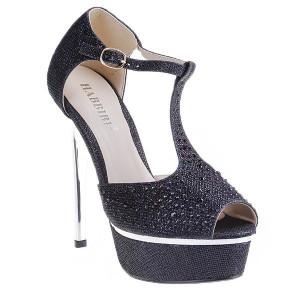 Sandale Aylin negre