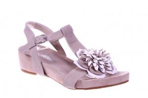 Sandale beige Alice