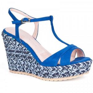 Sandale dama, CLAIRE, Albastru