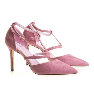 Sandale dama cu toc si varf stiletto Inna