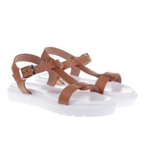 Sandale dama din piele naturala foarte usoare Lina