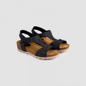 Sandale dama, FABIANA , Negru